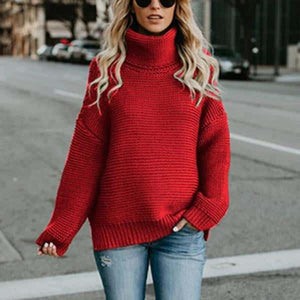 Bella - Cozy Winter Pullover