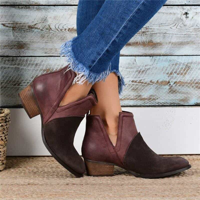 Christine - Stylish Ankle Boots