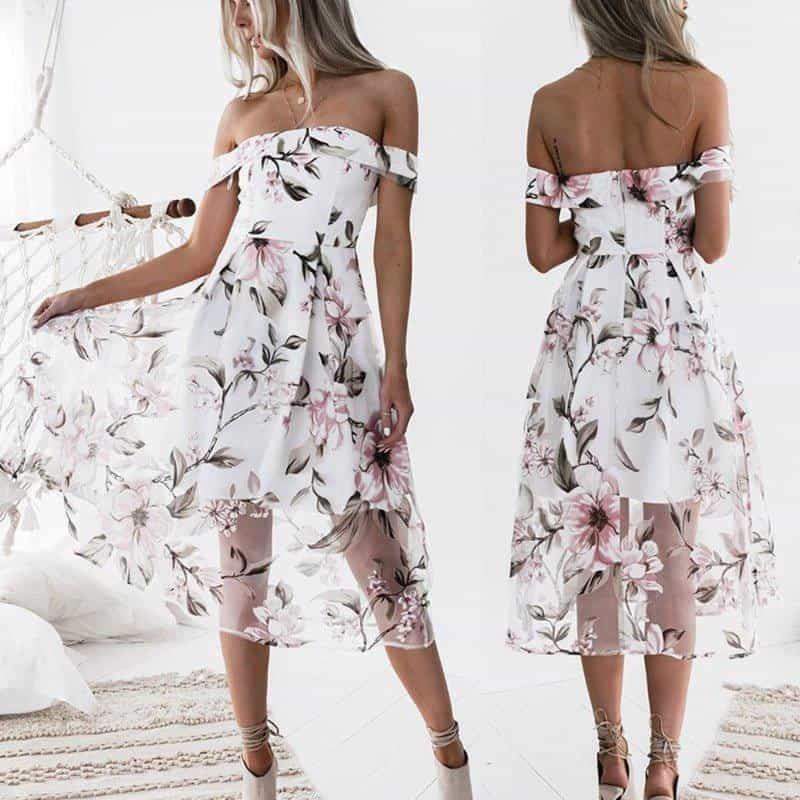 Cinderella - Floral Fantasy Dress - Pink Flowers / L (12 US/UK)