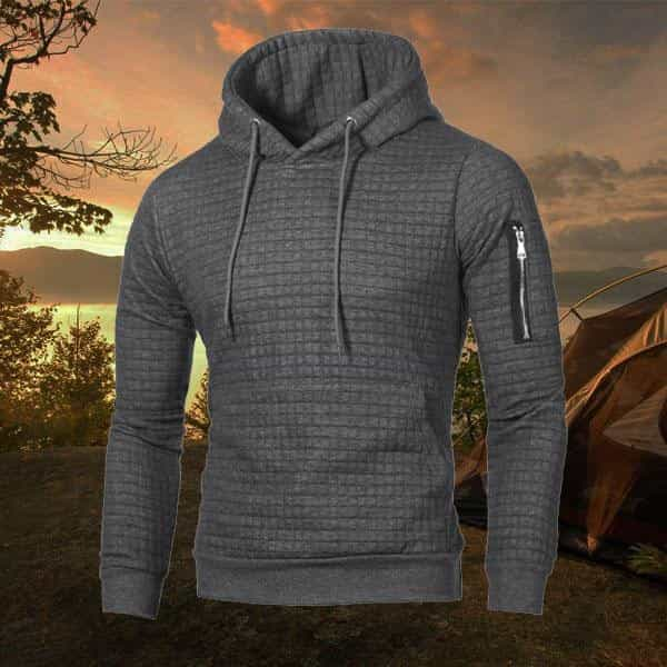 The Explorer - Outdoor Hoodie