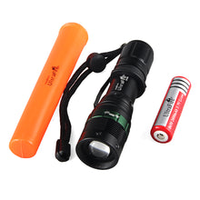 Load image into Gallery viewer, UltraFire UF-303 11-Inch Signal Traffic Wand Baton LED Flashlight 250 Lumens