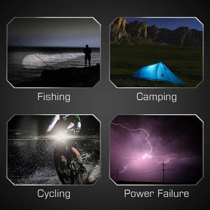 UltraFire P50-fishing camping hiking image