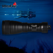 Load image into Gallery viewer, UltraFire UF-DIV05V CREE XM-L2 800LM LED Diving Flashlight