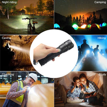 Load image into Gallery viewer, UltraFire UF-P63 XHP50 USB Charging Dimming Flashlight
