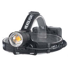 Load image into Gallery viewer, UltraFire XHP70.2 USB Charging Input and Output Zoom  Headlights