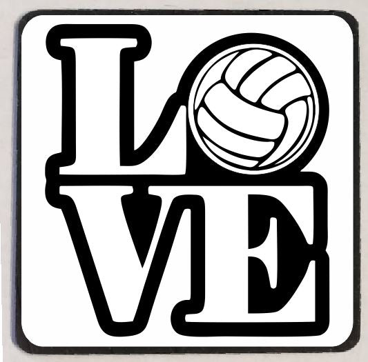 M102 Love Volleyball