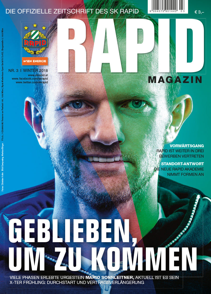 Rapid Magazin | Winter 2018