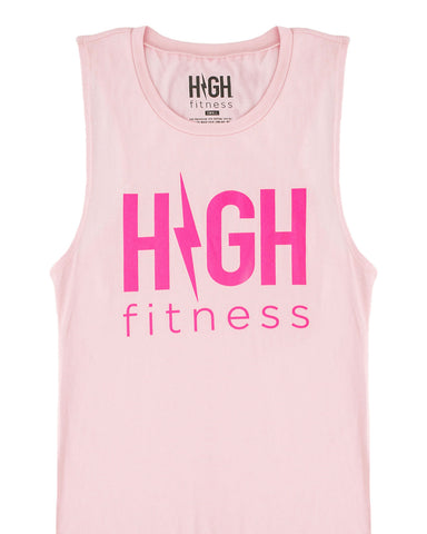 HIGH Low Muscle Tank