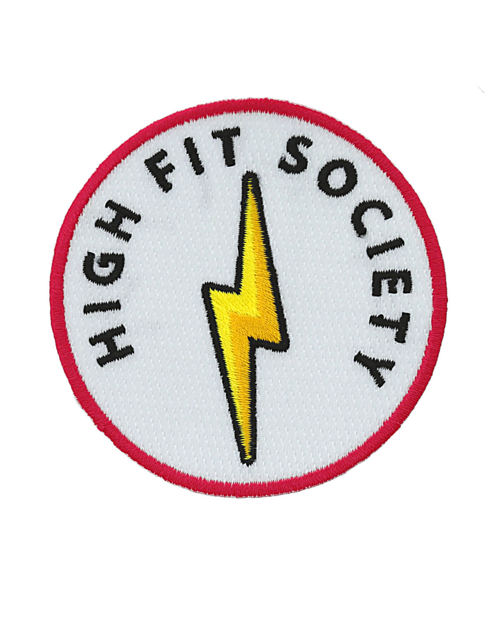 HIGH Fit Society Patch
