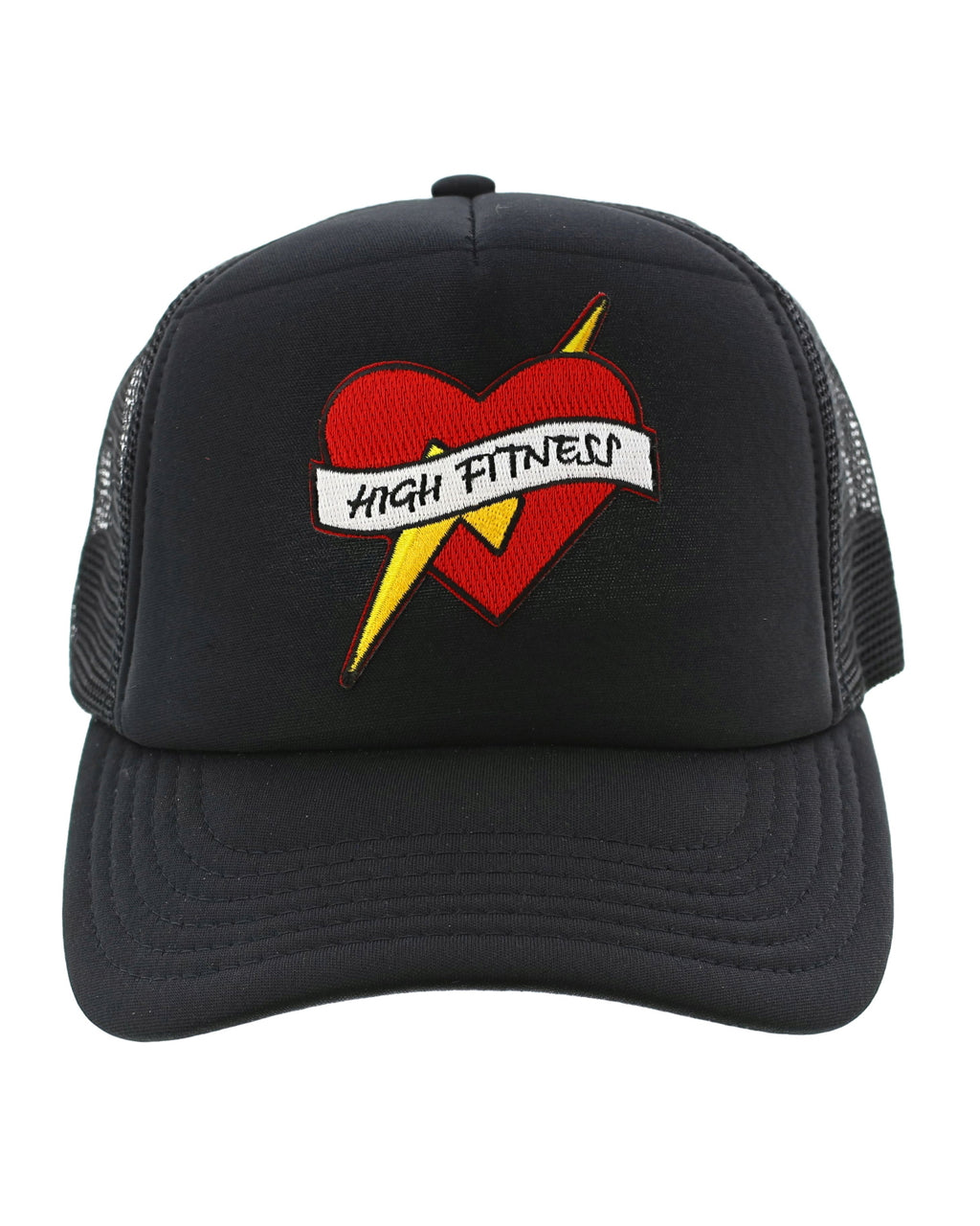 Heart Patch Trucker Hat