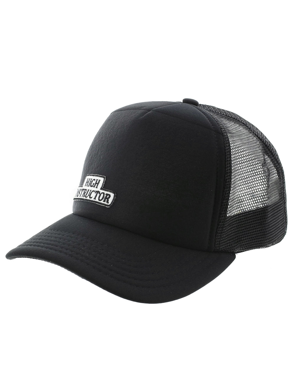High Instructor Patch Trucker Hat