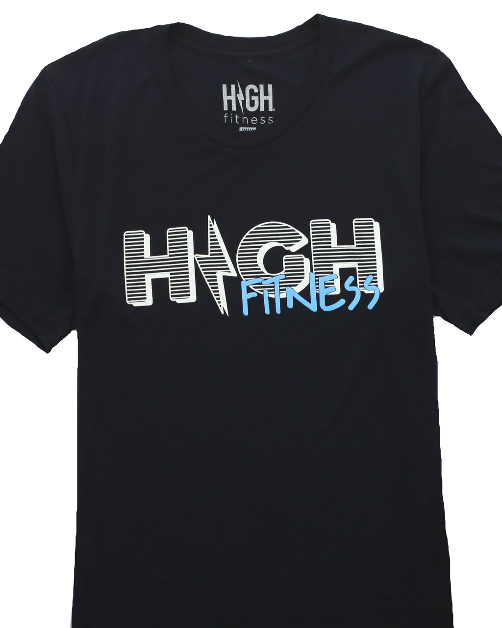 I Want My HIGH Stripes Tee