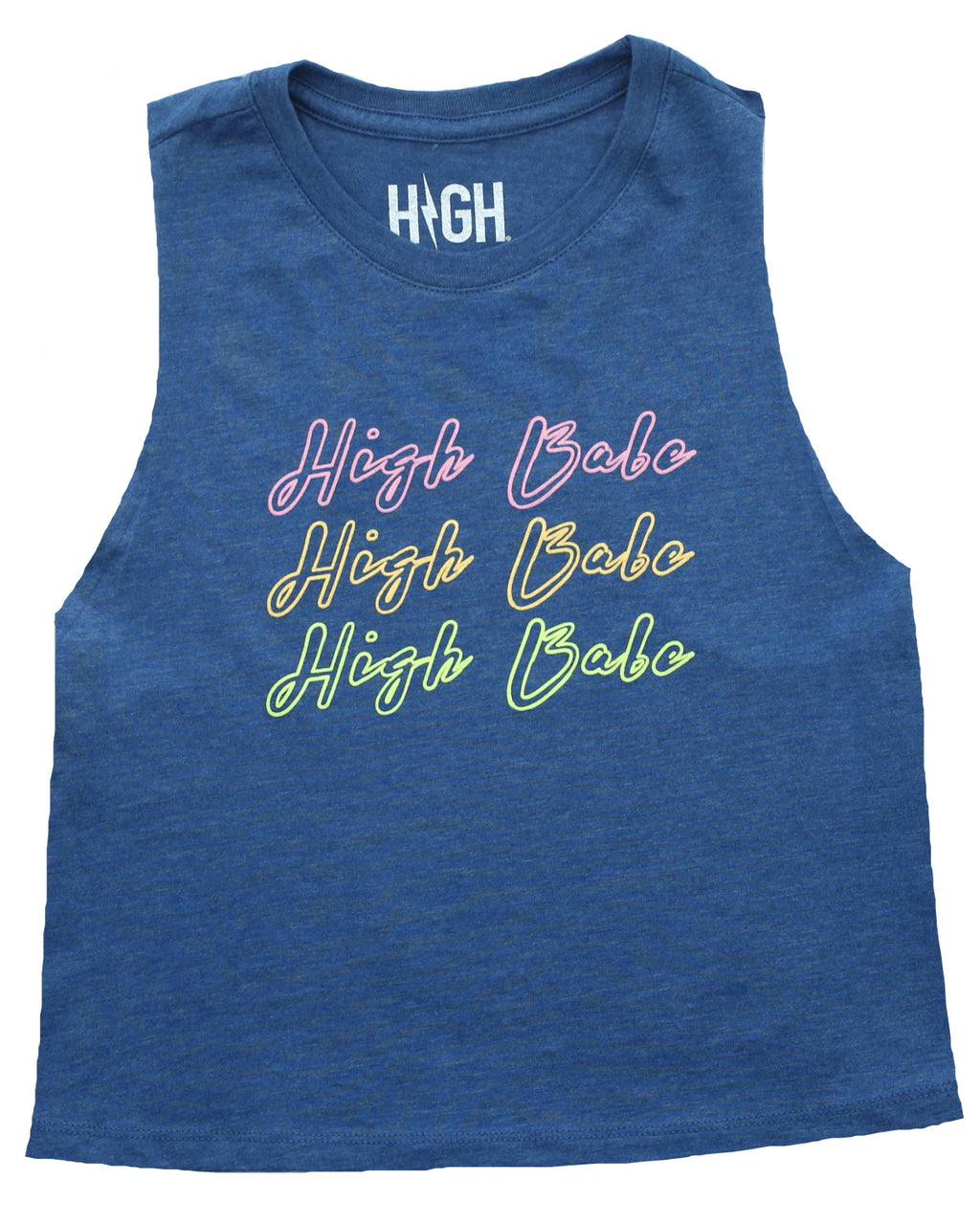 HIGH Babe Crop Tank