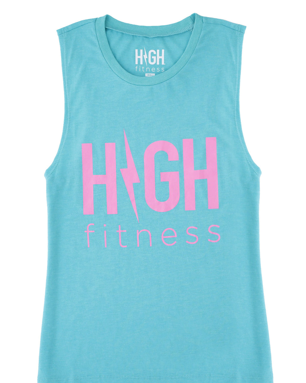 Summer Jams Muscle Tank | Teal