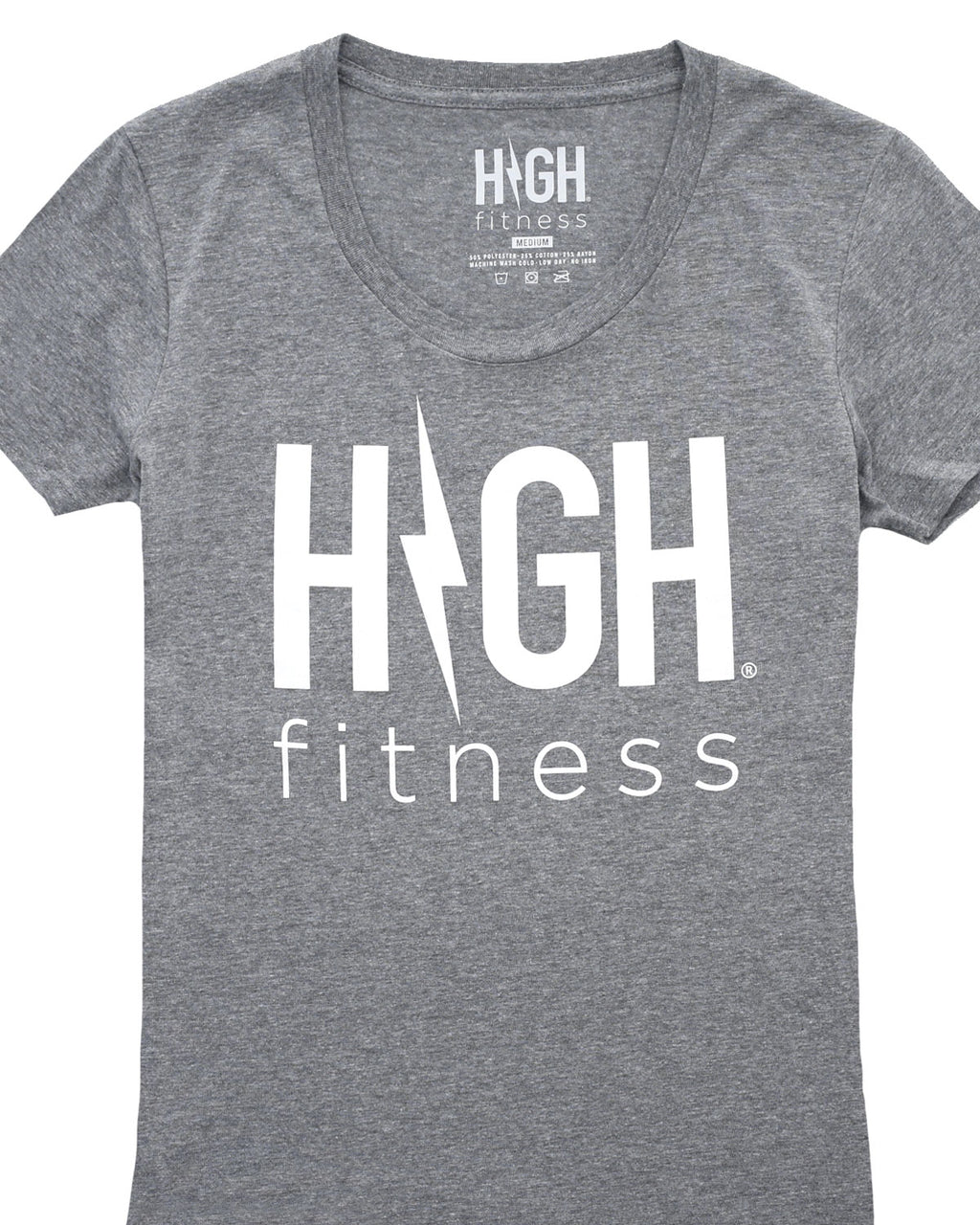 High Fitness Women's Tee