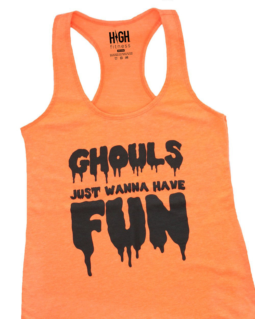Ghouls Just Want to Have Fun Tank
