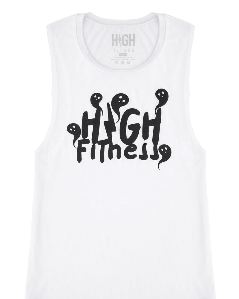 HIGH Ghost Muscle Tank