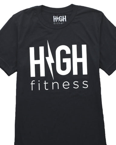High Fitness Racerback Tank