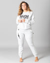 Classic HIGH Sweatshirt | Oatmeal