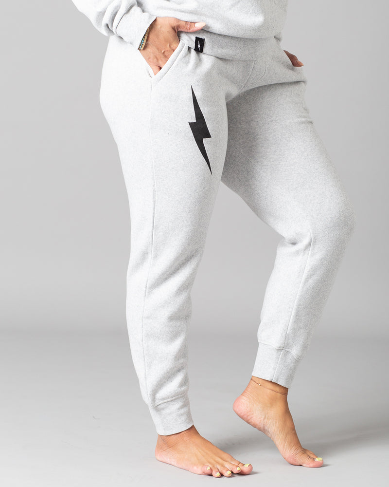 Classic Bolt Sweatpants | Oatmeal