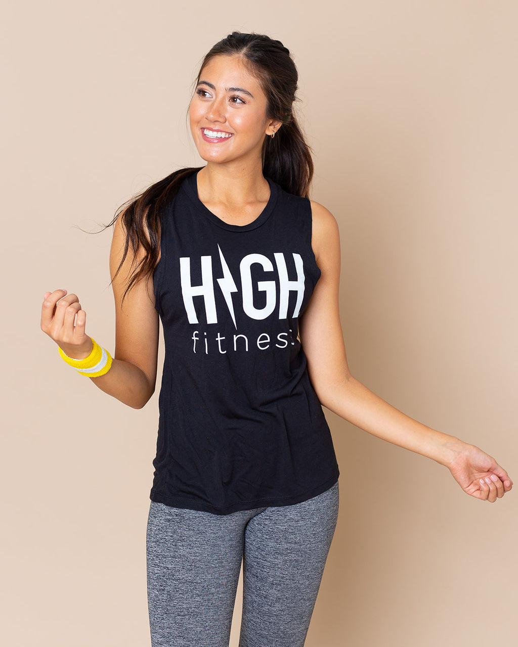 High Fitness Muscle Tank