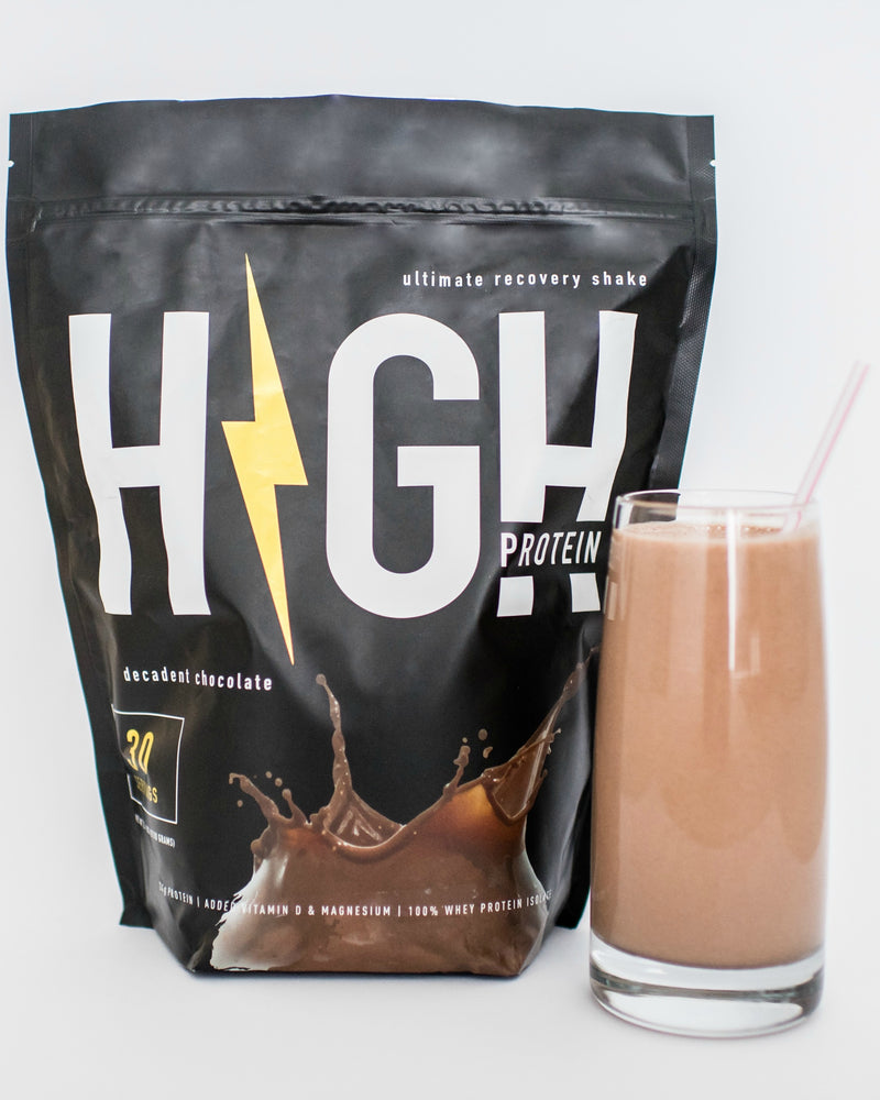 HIGH Protein - Decadent Chocolate
