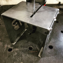 Load image into Gallery viewer, CNC Plasma Cut Bandsaw Table for Fabricators