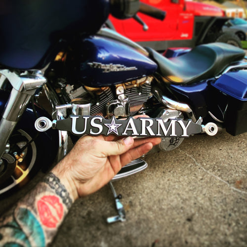US Army CNC Machined Harley Shift Linkage