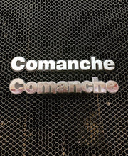 Load image into Gallery viewer, CNC Machined Billet Aluminum Comanche Emblem PAIR