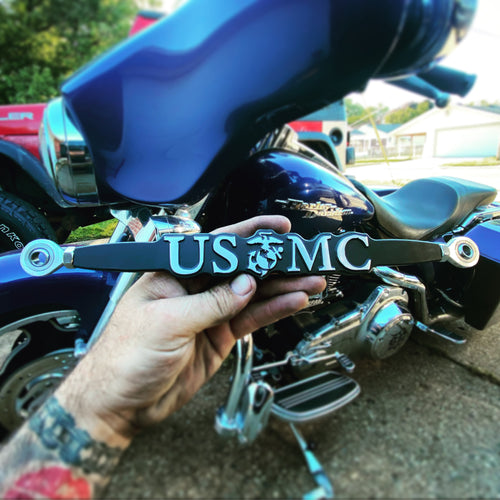 USMC CNC Machined Harley Shift Linkage