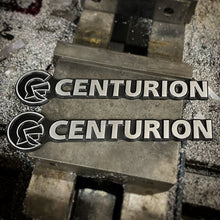 Load image into Gallery viewer, CNC Machined Billet Aluminum Centurion Emblem PAIR