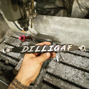 DILLIGAF CNC Machined Harley Shift Linkage