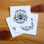 Lord Nelson Stickers