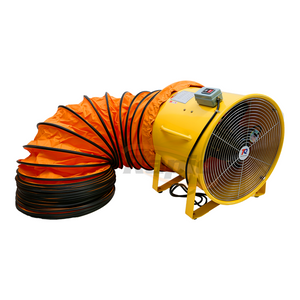 FAN VENTILATION 450MM INCLUDES 5M DUCTING