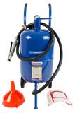 SAND BLASTING KIT MOBILE 37 LITRE