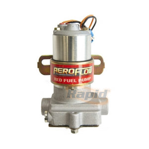 "RED FUEL PUMP 97 GPH          3/8"" BARB OR F/MALE 3/8"" NPT"