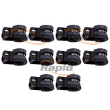 10 Pack Cushioned P-Clamps