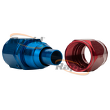 550 Series Cutter Style One Piece Straight Stepped Expander Hose End