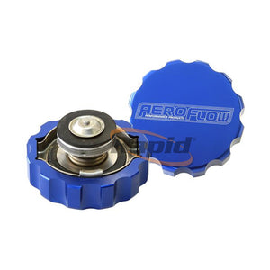 BILLET RADIATOR CAP 42MM .5barCOMPLETE WITH BILLET COVER