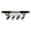 AEROFLOW FORD XR6 TURBO OIL   LINE SUPPORT BRACKET.