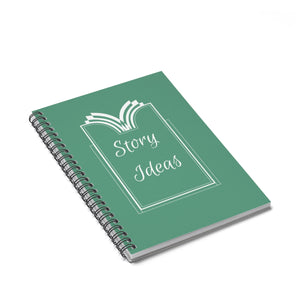 Story Ideas Notebook