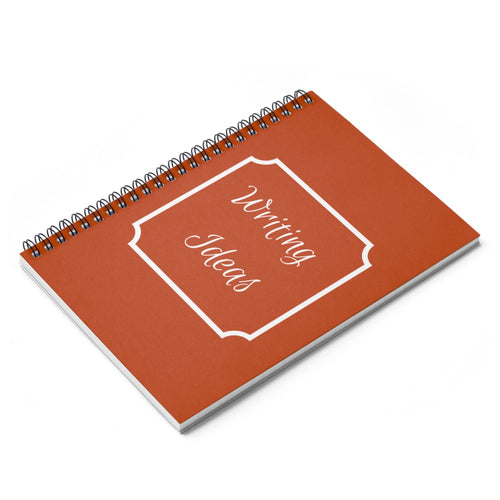 Writing Ideas Notebook