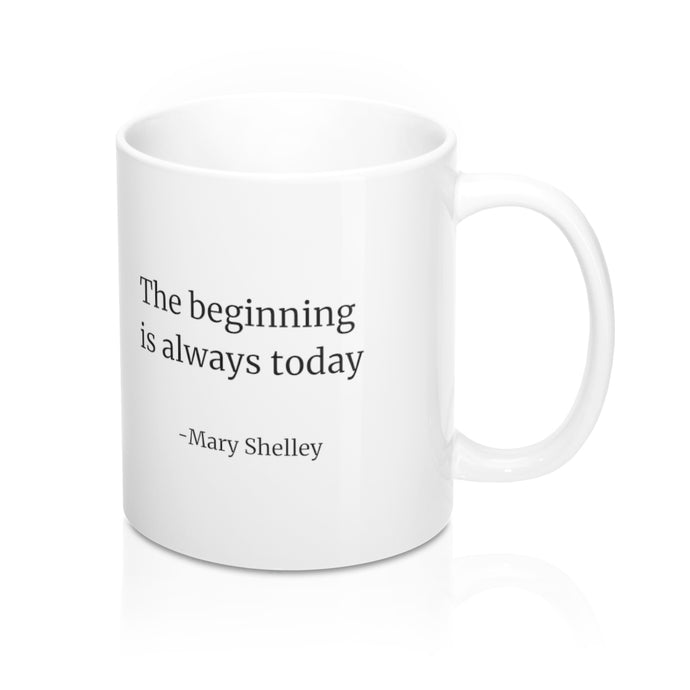 Mary Shelley Mug - USA