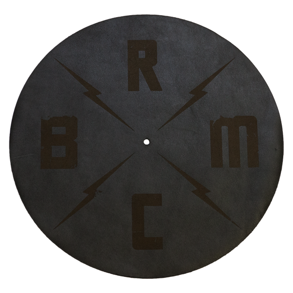 BRMC LOGO TURNTABLE SLIPMAT