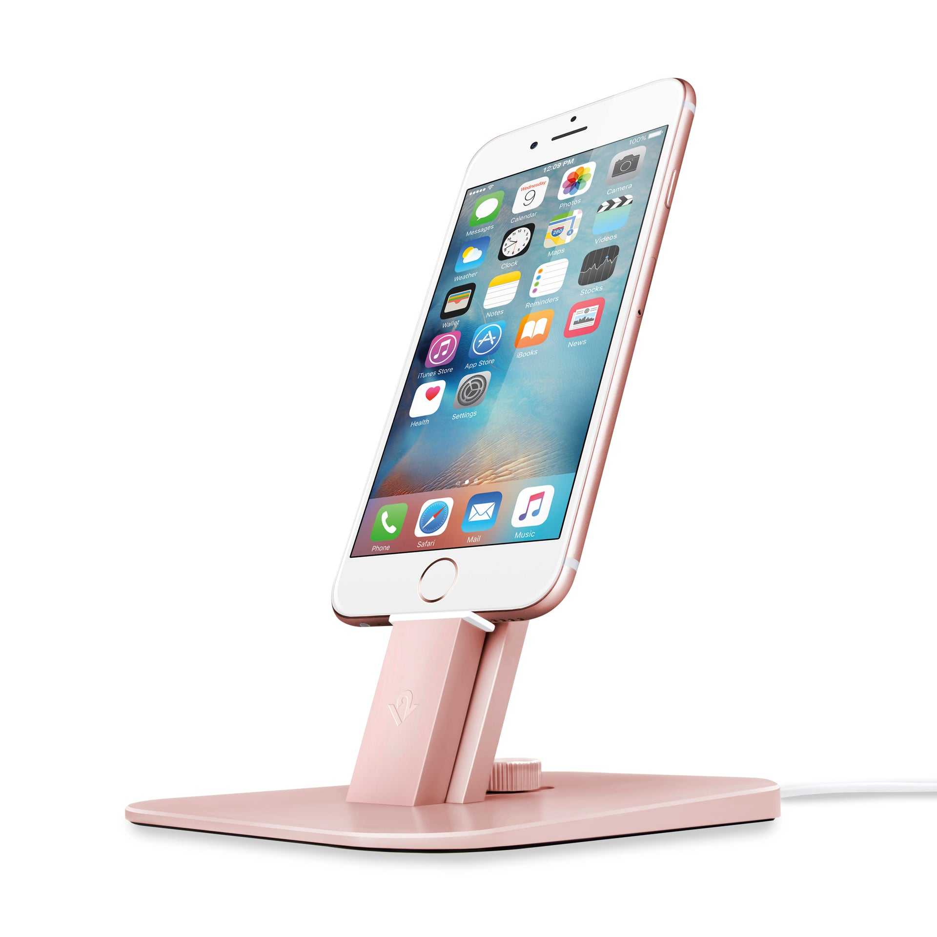 Meet HiRise for iPhone & iPad in Rose Gold