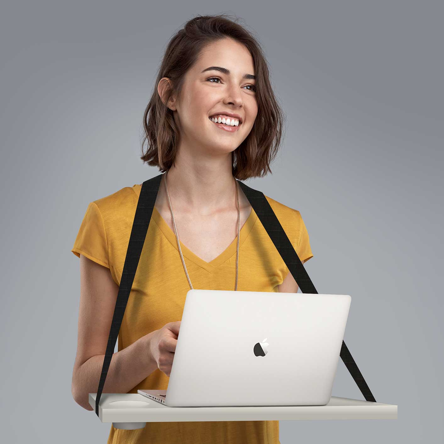Introducing Standolier for MacBook