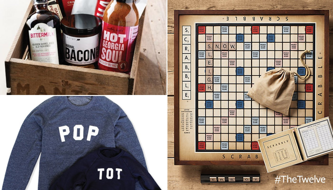 The Twelve: Our Favorite Gifts for Dad This Year