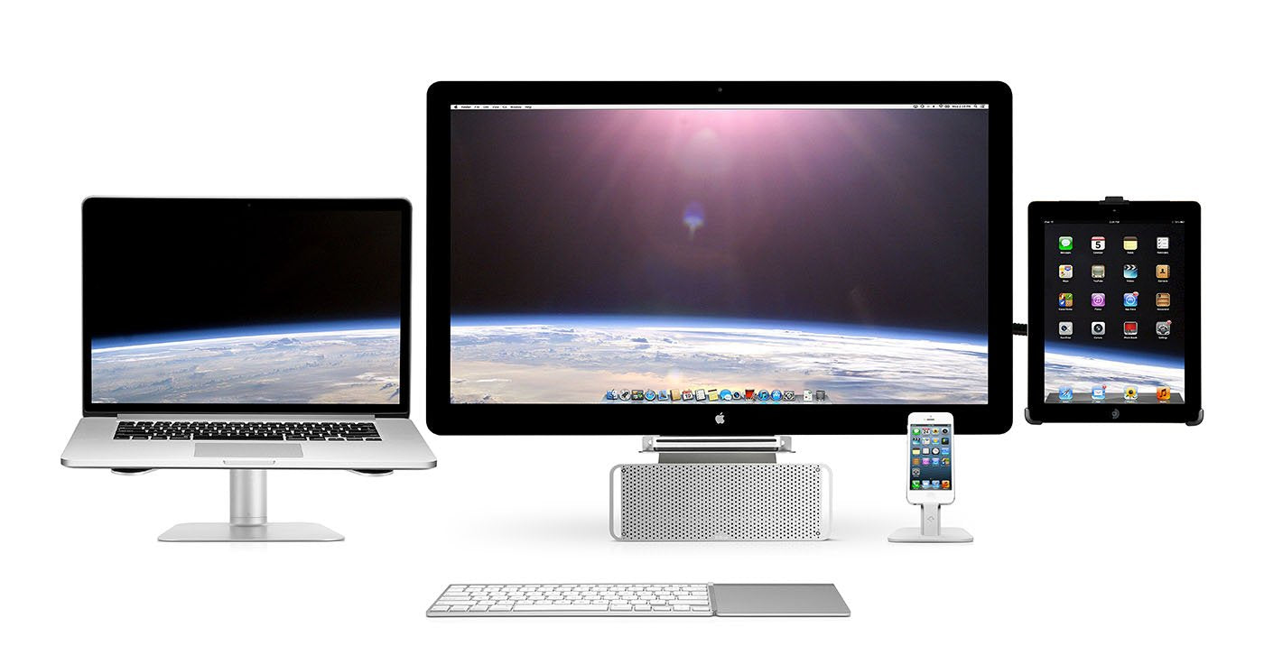 "Electronista: Turn your Mac into the ""ultimate battle station"" with Twelve South accessories"