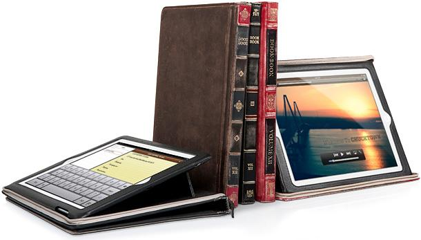 Thinner, lighter, but packed with more features – Twelve South rewrites its BookBook for iPad.