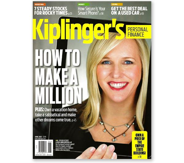 The Twelve South story featured in Kiplinger's Magazine